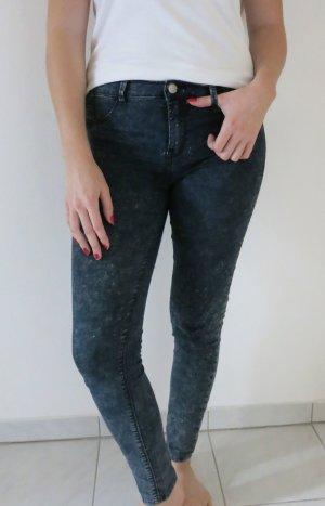 Zara Jeans stretch bleu foncé