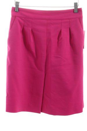 Zara Stretchrock pink Eleganz-Look