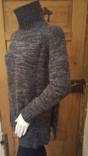 Zara Pull long multicolore tissu mixte
