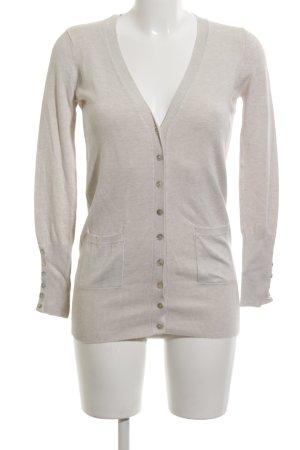 Zara Rebeca crema-beige claro look casual