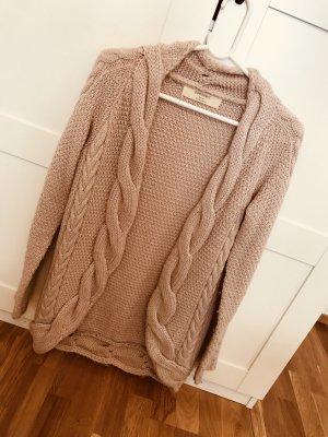 Zara Tricots vieux rose laine