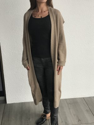 Zara Prendas de punto beige