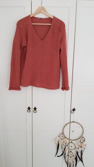 Zara - Strickpullover; Gr. S/M