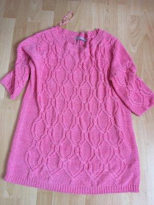 Zara Strickpullover pink, Zara Pullover pink