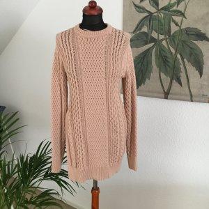 Zara Pullover a maglia grossa multicolore