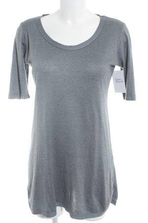 Zara Knitted Jumper slate-gray casual look