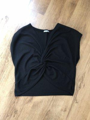 Zara Haut tricotés noir