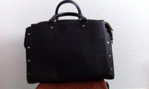 Zara Studded City Office Bag Tasche