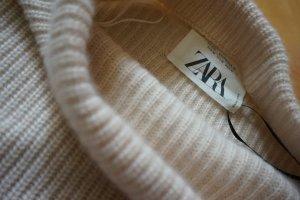 Zara studio  Cashmere rolli/ Pulli Knit gr M