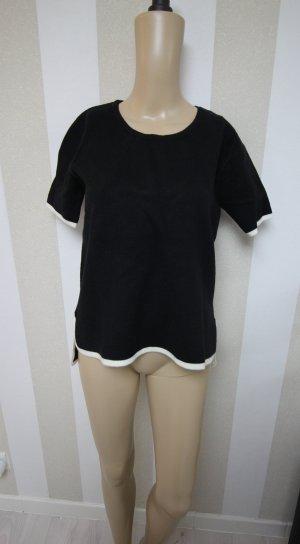Zara Camicia nero-bianco