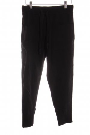 Zara Sweat Pants black casual look