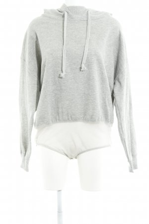Zara Sweatshirt grau Casual-Look