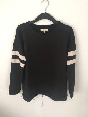 Zara Sweatshirt im College Stil