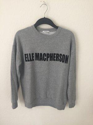 Zara Sweatshirt mit Elle Macpherson Druck