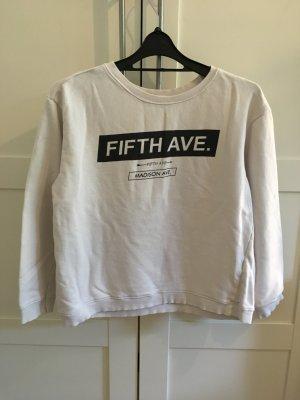 Zara Sweatshirt/Pullover mit Print