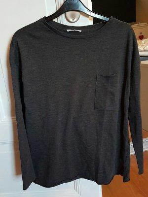 Zara Sweatshirt/Tshirt  grau M