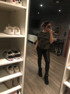Zara T-Shirt Camouflage
