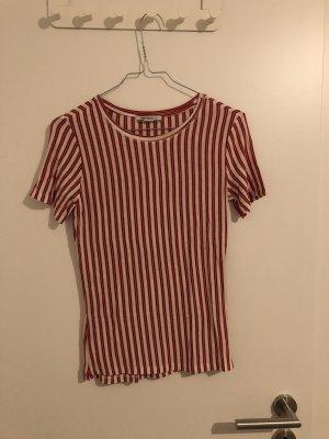 Zara T-Shirt im Streifenmuster