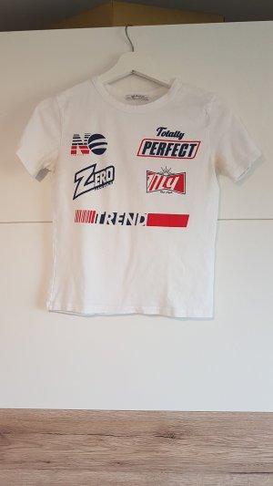 Zara T-Shirt kurz; Größe S