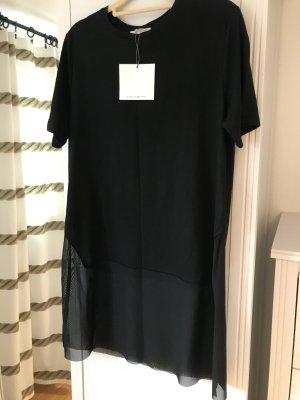 Zara T Shirt M schwarz