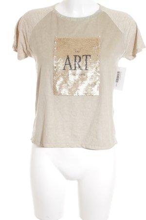 Zara T-shirt Mélange de motifs style mode des rues