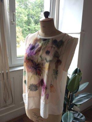 Zara Print Shirt multicolored polyester