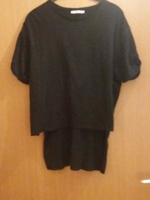 Zara T-shirt/schwarz