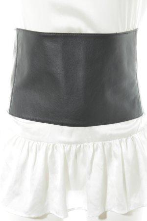 Zara Ceinture de taille noir élégant