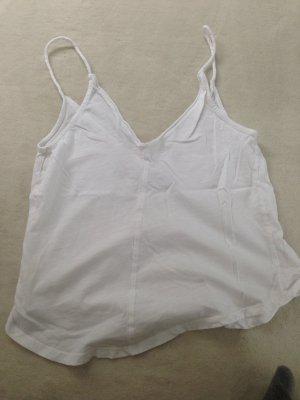 Zara Débardeur blanc