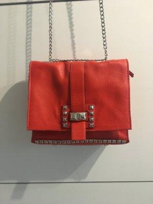 Zara Bandolera rojo