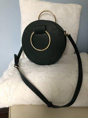 Zara Crossbody bag dark green