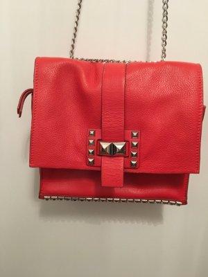 Zara Bolsa rojo