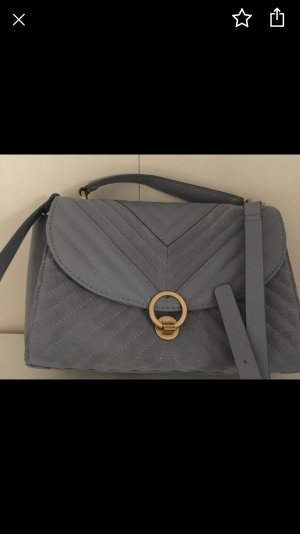 Zara Crossbody bag slate-gray