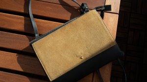 ZARA Tasche Bag Braun Schwarz Kolibri