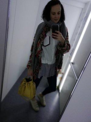 Zara Sac seau jaune foncé