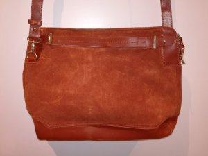 Zara Handbag dark orange