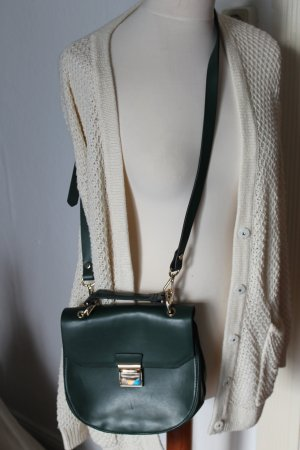 Zara Crossbody bag forest green