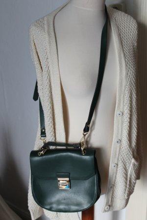 ZARA Tasche Grün wie Chloe blogger Tasche Crossbody Bag