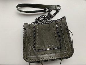 ZARA Tasche mit Kettenhenkel