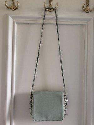 Zara Tasche mit Ketteriemen und Niete