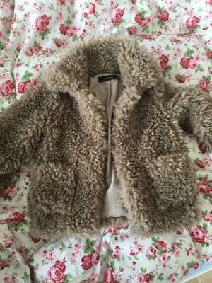 Zara Teddy Felljacke