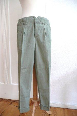 Zara Pantalone chino cachi