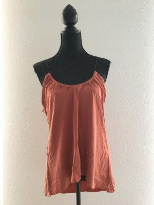 ZARA Top Art Wildleder