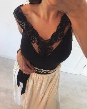 Zara Camicetta body nero