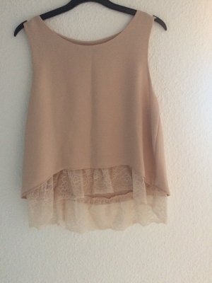 Zara Lace Top multicolored