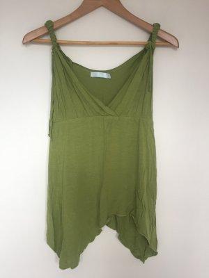 Zara Top Grecian style grün M