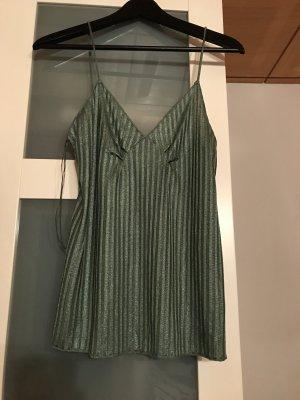 Zara Top grün