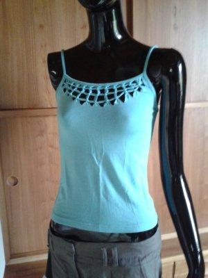 Zara Top, hübsches Muster und Farbe