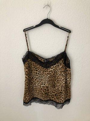 Zara Top im Leopardenmuster