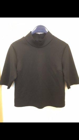 Zara top in schwarz Größe S